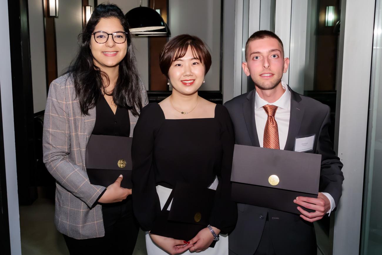 2019 mfi award recipients